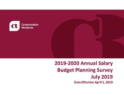 2019-2020 Annual Salary Cover-1
