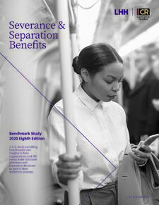 2020 Severance & Separation Benefits Survey COVER PAGE
