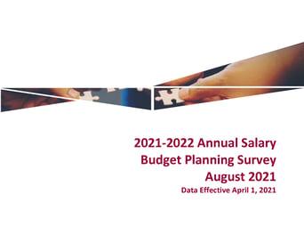 2021-2022 ASBP Survey Cover